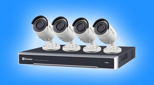swann 4k ultra hd business cctv